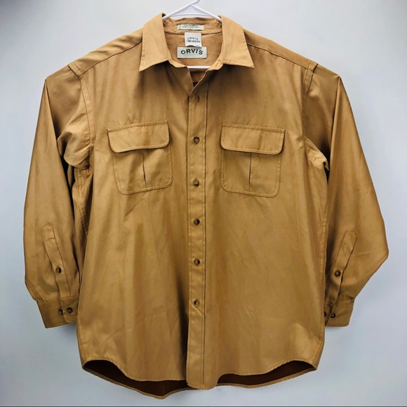 Orvis Other - 🥂Sold🥂Vintage Orvis Hunting Field Shirt Long